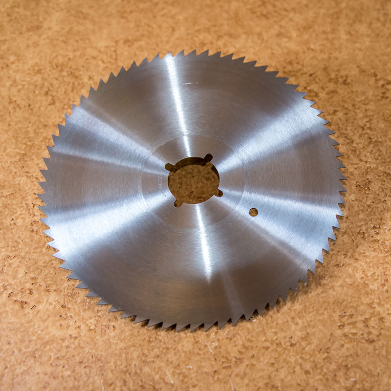"9"" 72-tooth Brisket Blade Image"