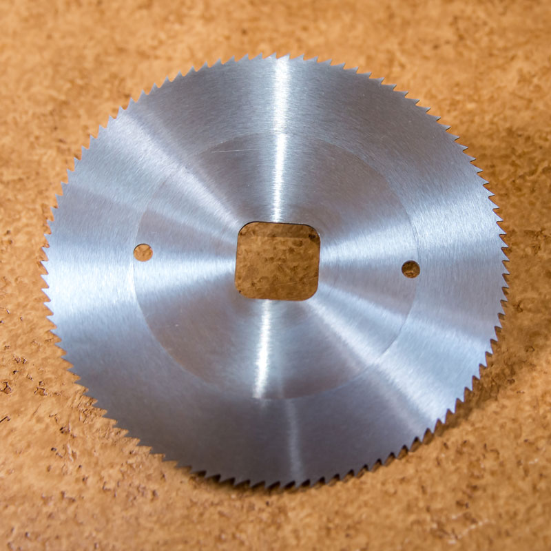 "6"" 100-tooth Scribe Blade Image"